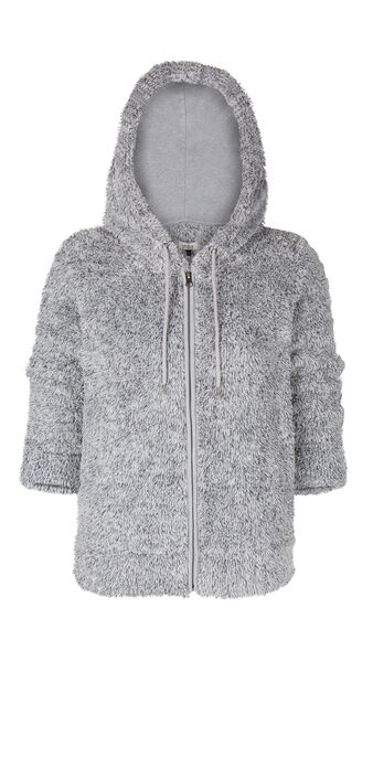 Polairiz grey jacket grey.