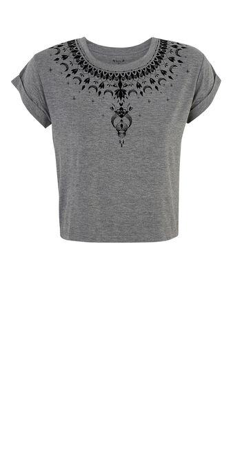 Mystyliz grey top grey.