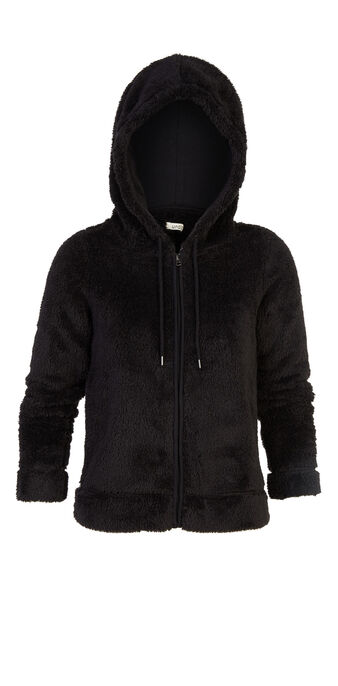 Polairiz black jacket black.