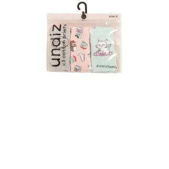 Chatoniz underwear set pink.