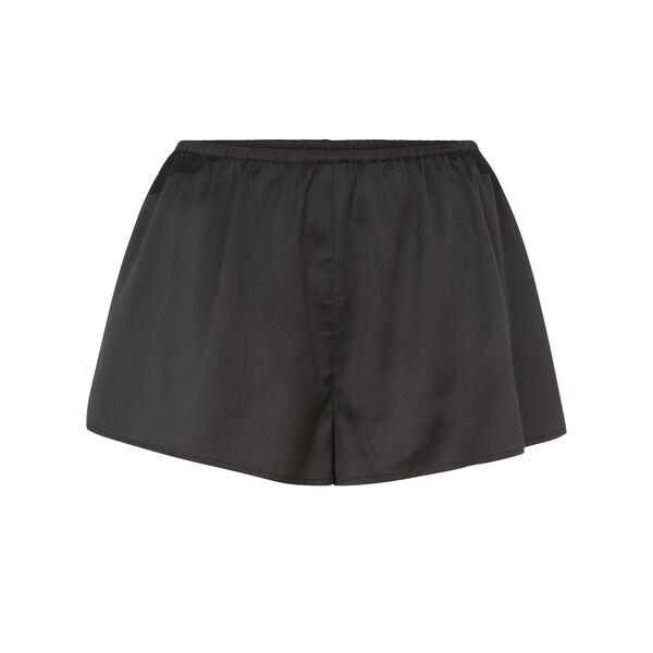Oraniz black shorts;${refinementColor}