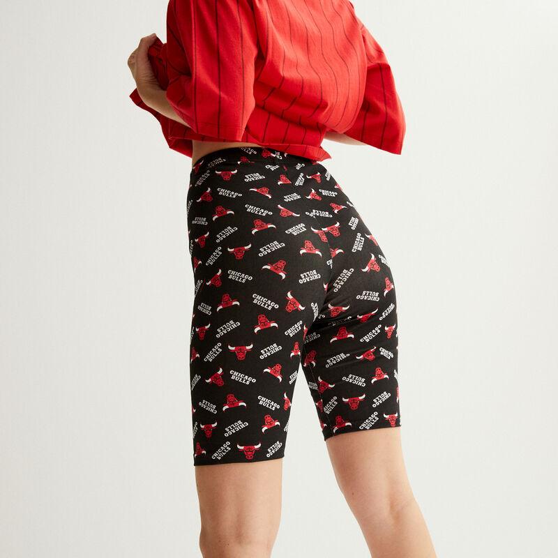 Chicago Bulls cycling shorts - black;
