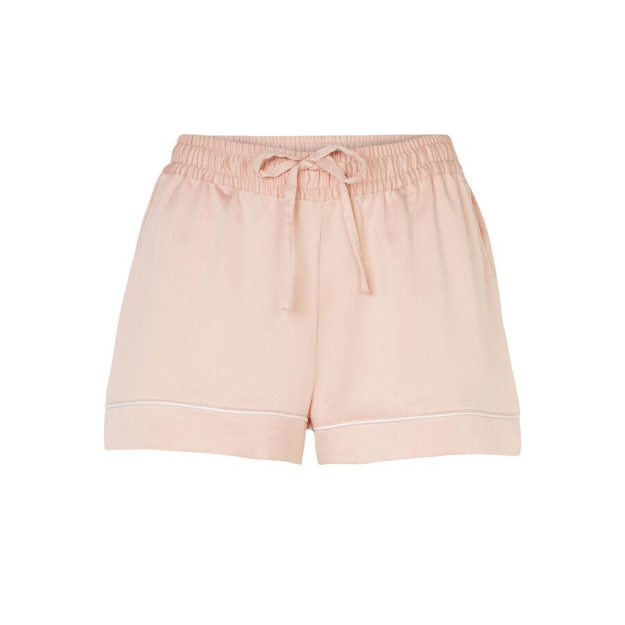 Sotopshiz coral pink shorts;${refinementColor}