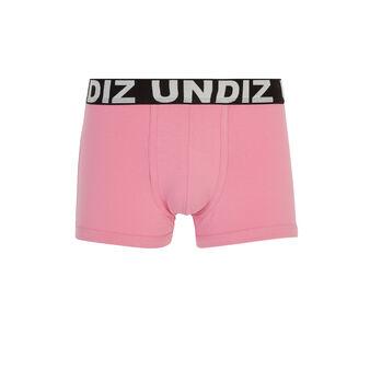 Розовые трусы-боксеры technikiz pink.