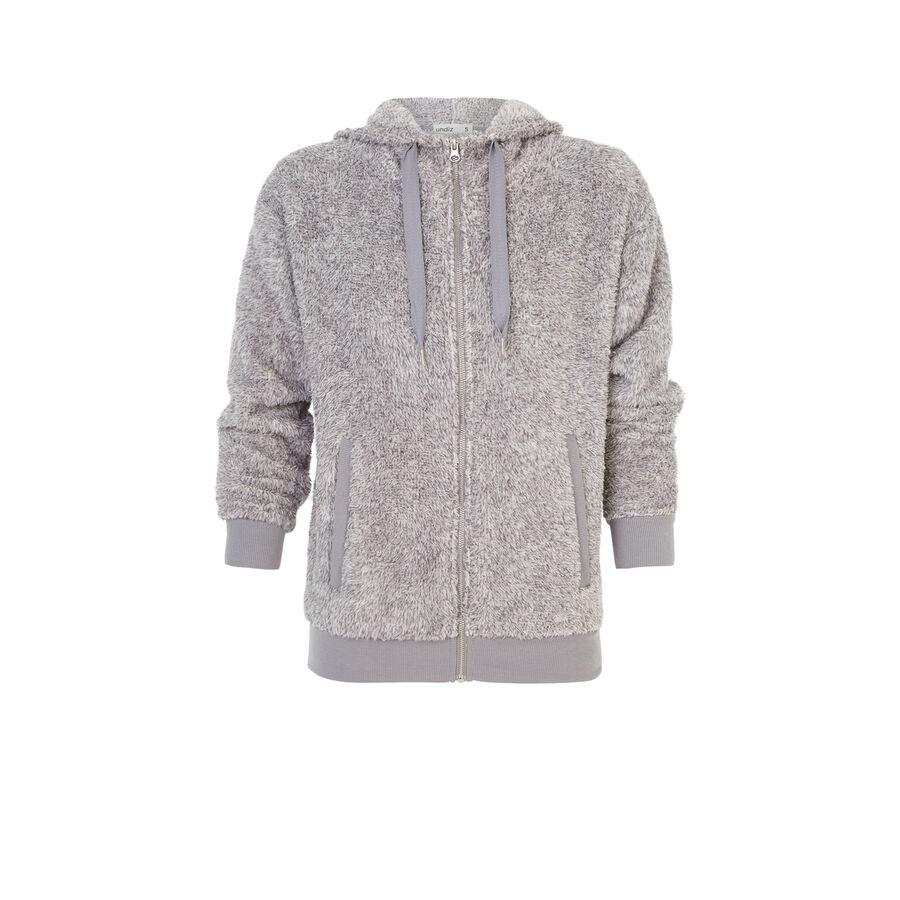 Gray yopiz jacket;