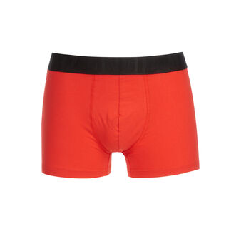 Chatouniz2 red boxer shorts red.
