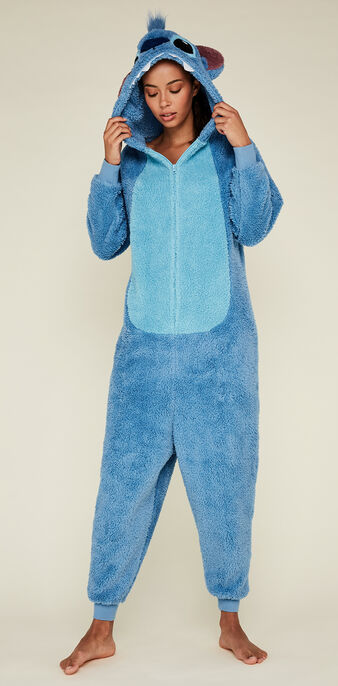 Realstitchiz blue jumpsuit blue.