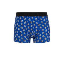 Simfoodiz blue boxers blue.