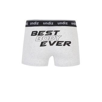 Heracliz grey boxer shorts grey.
