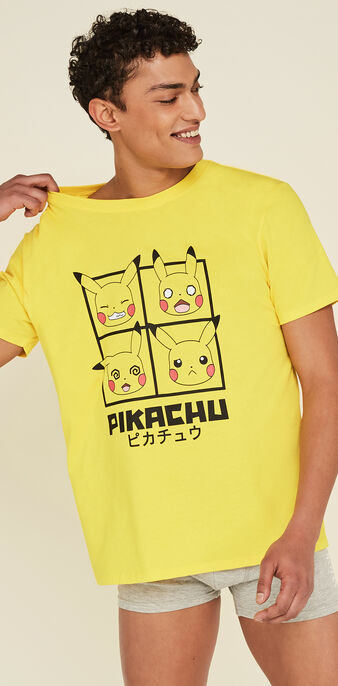 Pikachiz yellow t-shirt yellow.