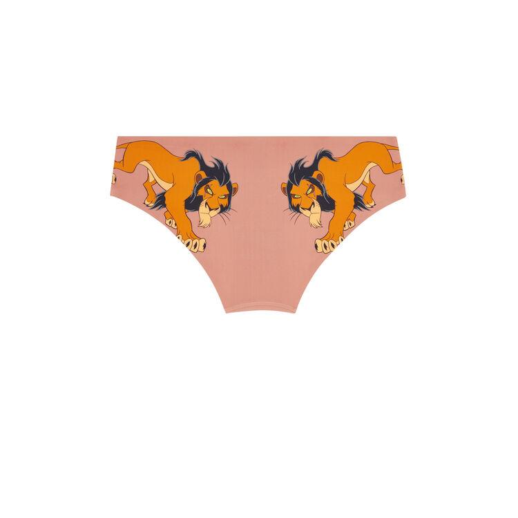 Różowe majtki szorty notrustiz;