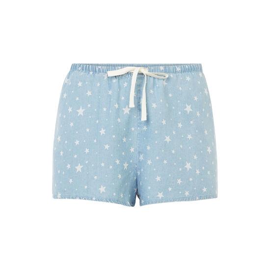 Etoiliz denim shorts;