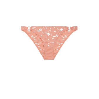 Plumiz dentelliz salmon pink briefs pink.