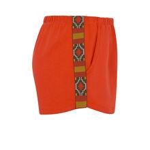 Bootyliz orange shorts orange.