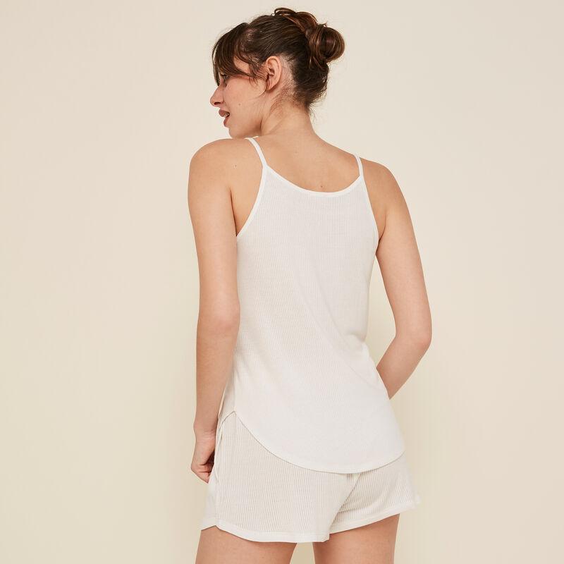 Бежевато-белые шорты debfluidiz;