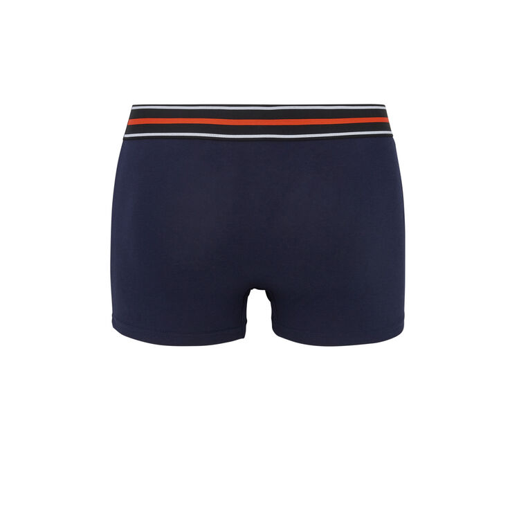Usanasasiz blue boxers;