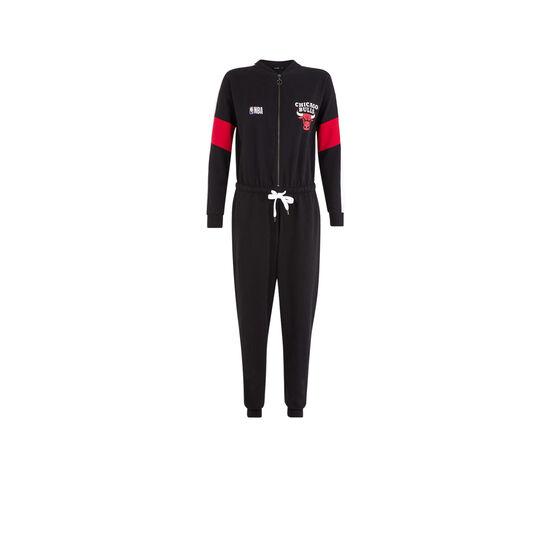 Redchicaliz black jumpsuit;