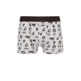 Carotiz white boxer shorts white.