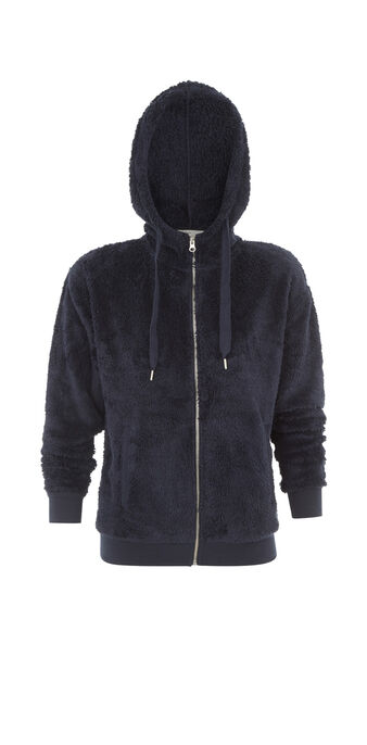 Yopiz midnight blue jacket blue.