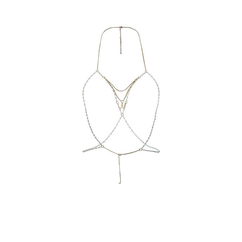 harnais bijoux - doré;