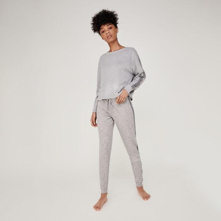 Серые брюки girlaciz;