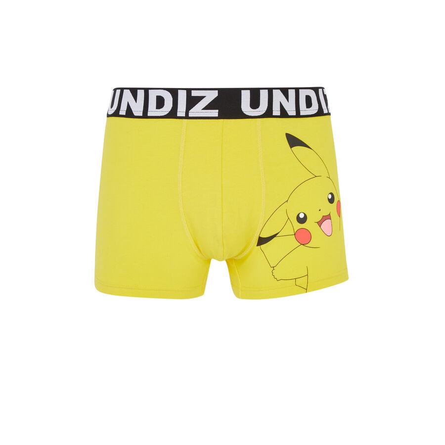 Attrapiz yellow boxers;
