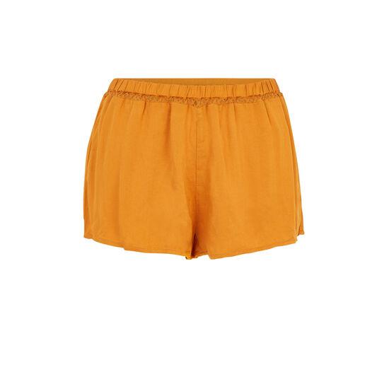 Short jaune moutarde newcamiz;