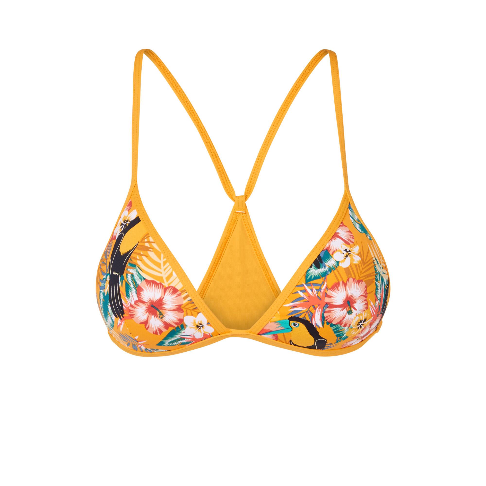 De Amarilla Arriba Toucaniz Undiz Qfew8 Bikini Parte vON80mnw