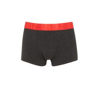 Graue boxershorts yingiz grey.