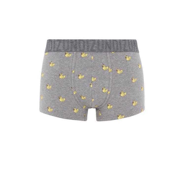 Gray peticanardiz boxers;
