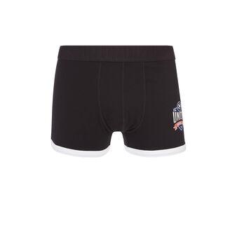 Maillotiz black boxer shorts black.