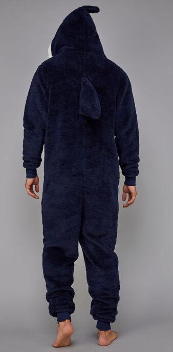 Nachtblauer herren-jumpsuit sharkiz blue.