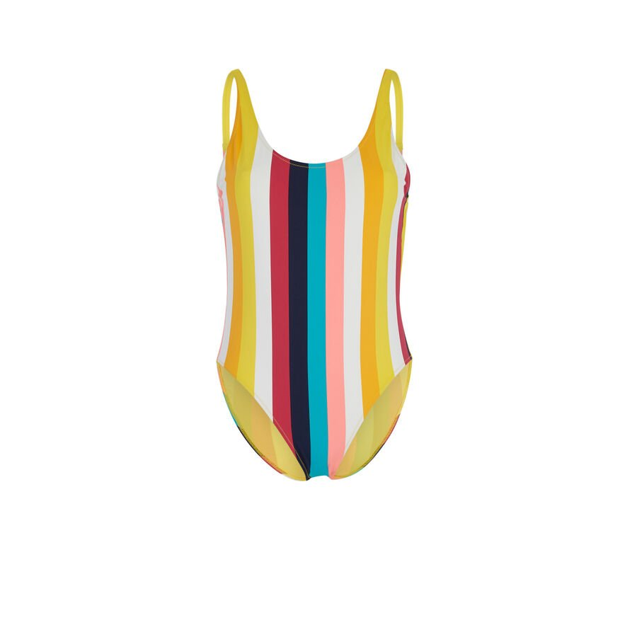 Ryiz multicoloured one-piece swimsuit;