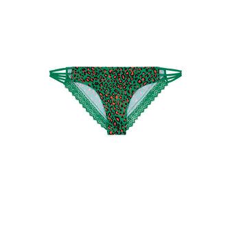 Braguita brasileña verde esmeralda hindiz green.