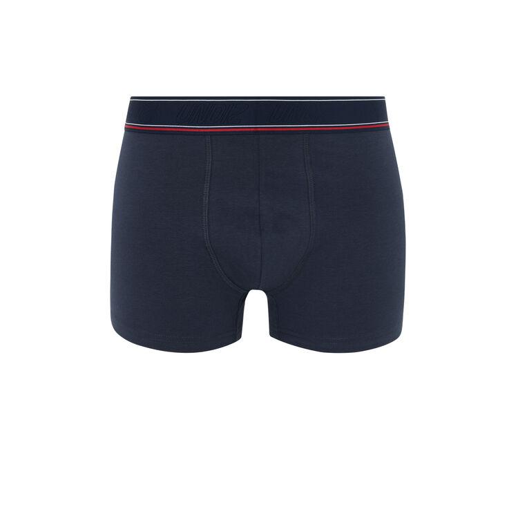 Engidealiz navy blue boxers;