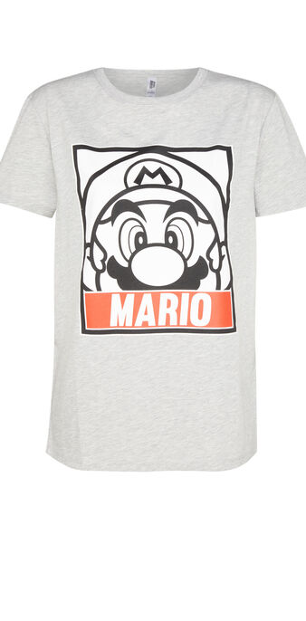 Mariosiz grey top  grey.