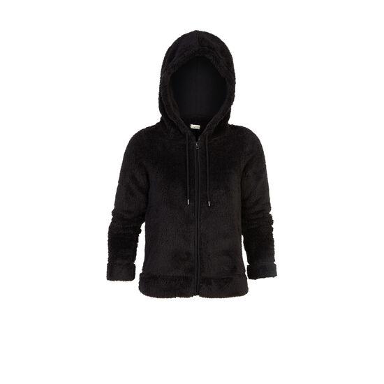 Polairiz black jacket;