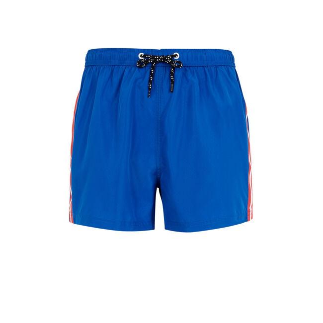 Bleurayiz blue swim shorts;