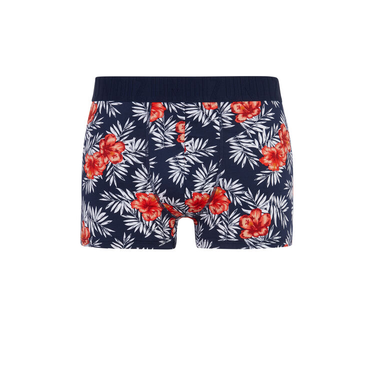 Trowhiniz blue boxers;