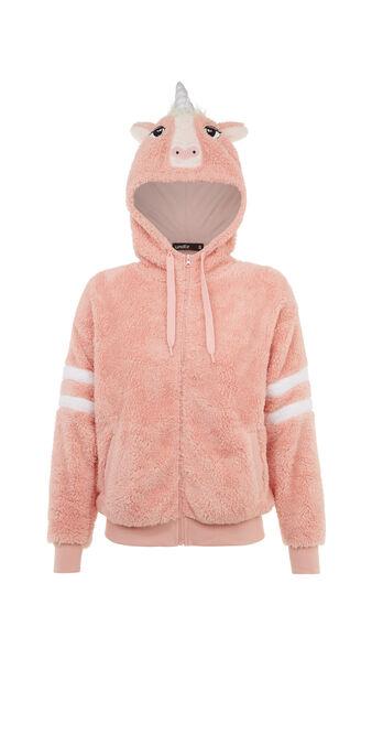 Superliz pink hoody pink.