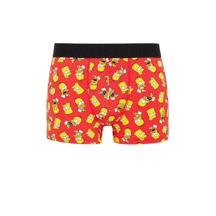 Omeririz red boxers;