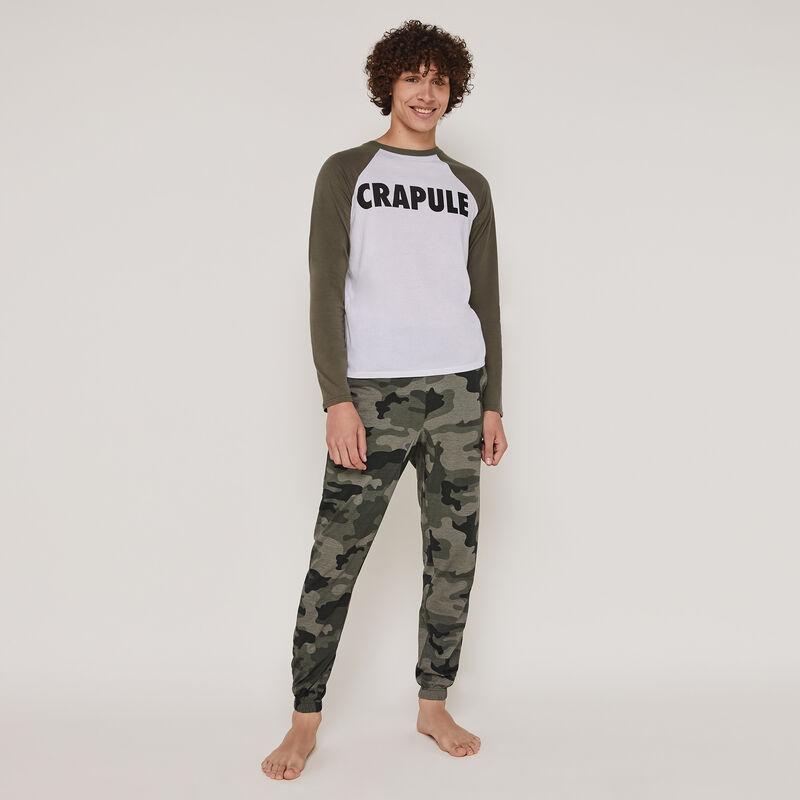 LesMochiz long-sleeved pyjama set;
