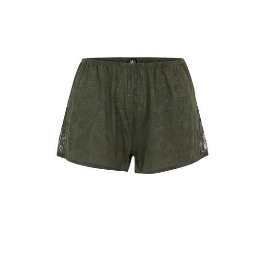 Tropaliz khaki shorts;