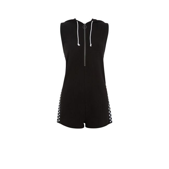 Paradiz black jumpsuit;