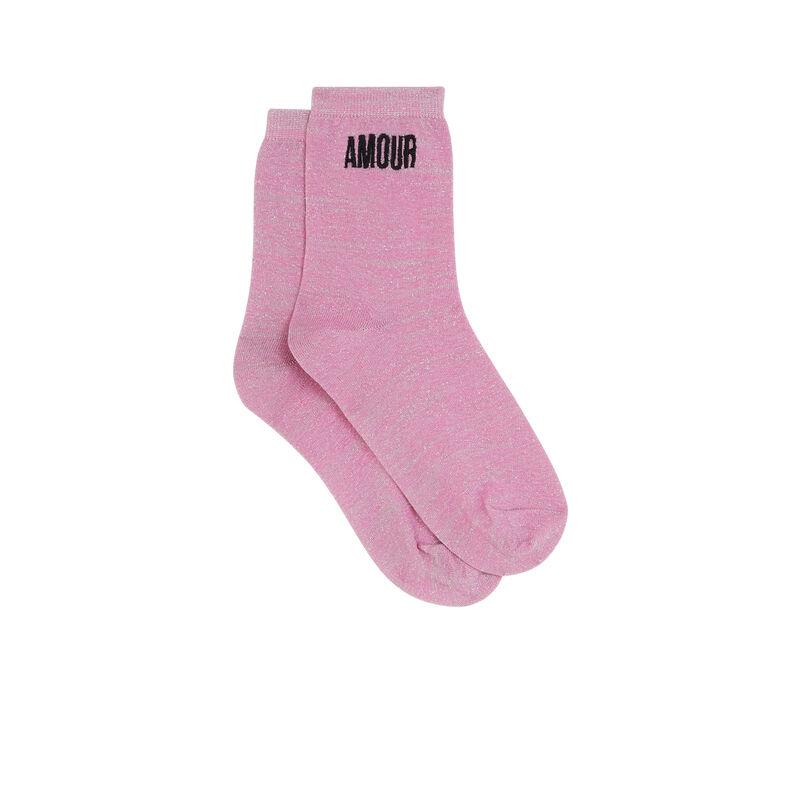 Sparkiz bright socks;