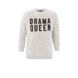 Sweat gris dramiz grey.