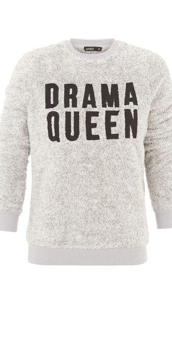 Dramiz grey sweatshirt grey.