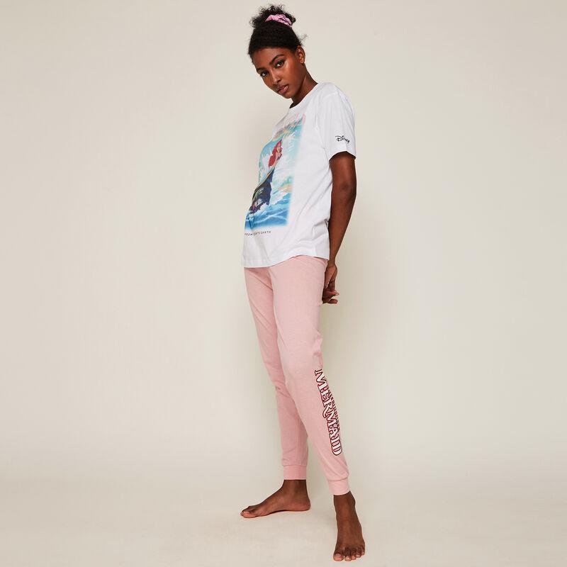 Arielrochiz Ariel print trousers;