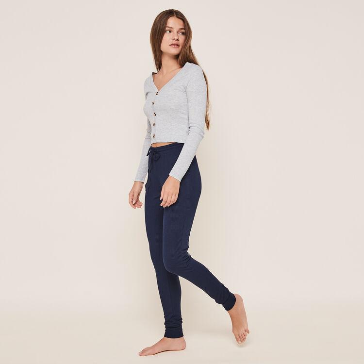 Sleevelongiz uni long-sleeved top;