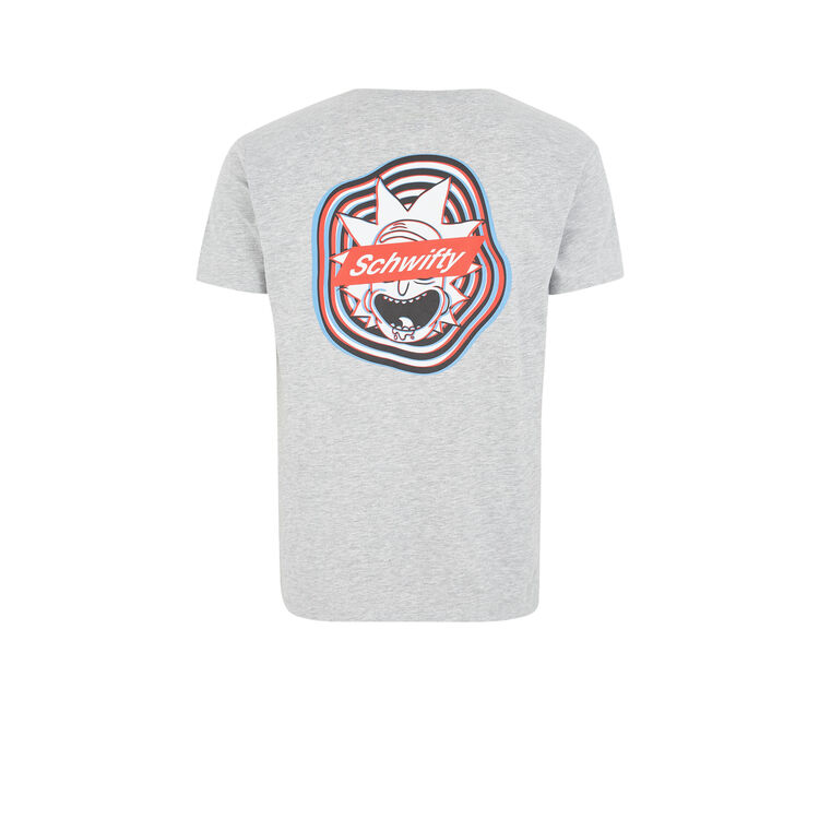 Gouriz grey T-shirt;